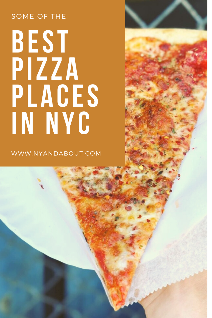 The Best Pizza In Nyc What Are The Best Pizza Spots In Nyc Good Pizza Best Pizza In Nyc Pizza Place