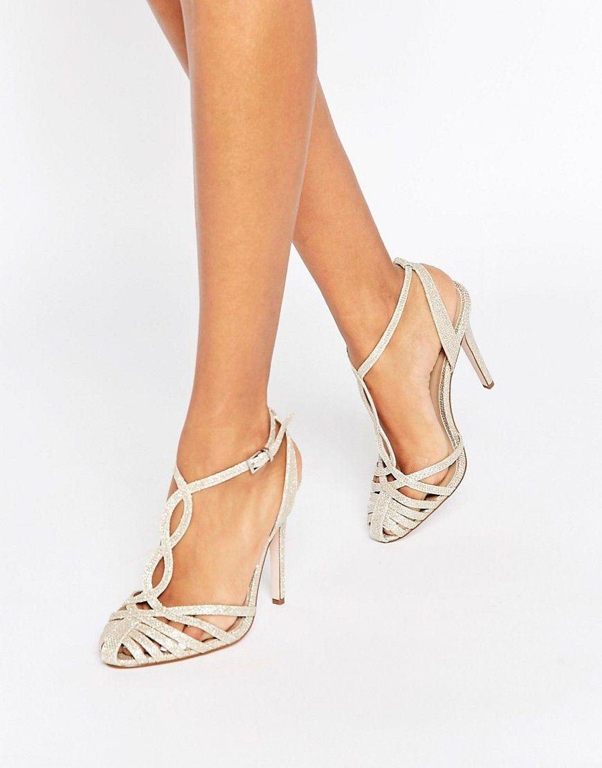 Scarpe Sposa Asos.Asos Prime Heeled Shoes Scarpe Da Sposa Scarpe Da Cerimonia
