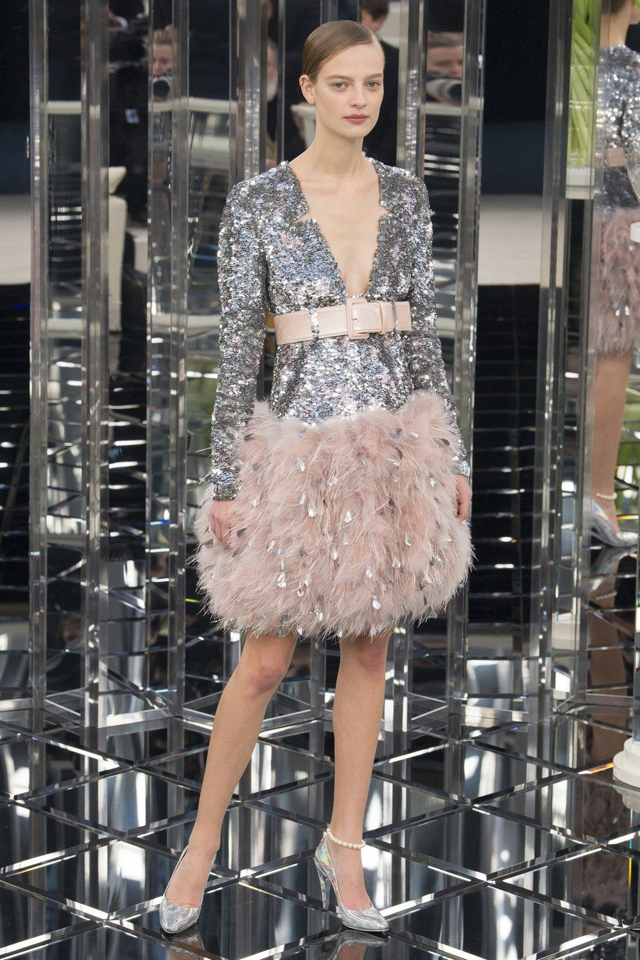 f5f5f4c4661 Chanel Spring 2017 Couture Fashion Show in 2019