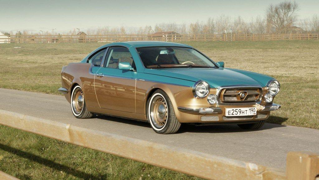 New Russian Luxury Car Bilenkin Vintage Gallery