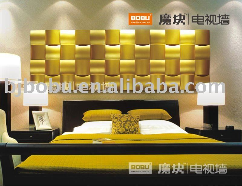 Woof B beautiful and graceful 3d wall panels for home decoration ...