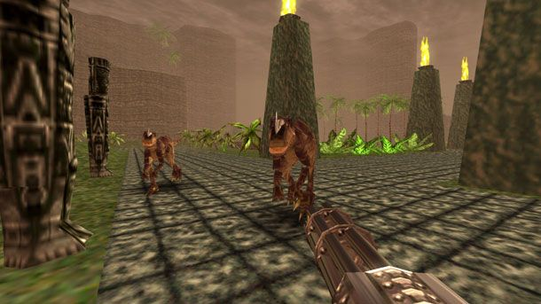 Cool Turok And Turok 2 Remasters Planned For Release On Xbox One