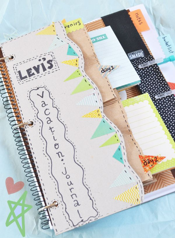 Make It Vacation Journal And Bucket List With Free Printables