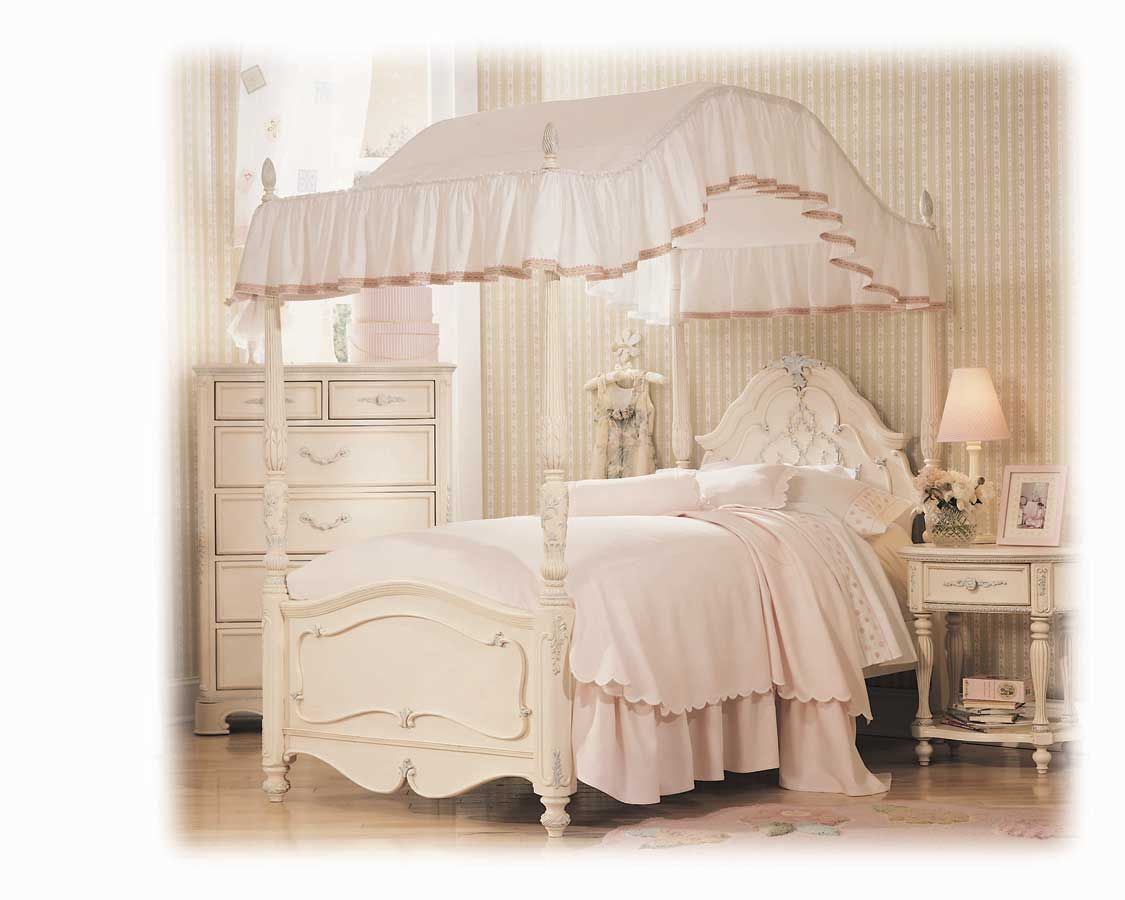 Jessica Mclintoch Furniture Lea Mcclintock Romance 6 Drawer Chest