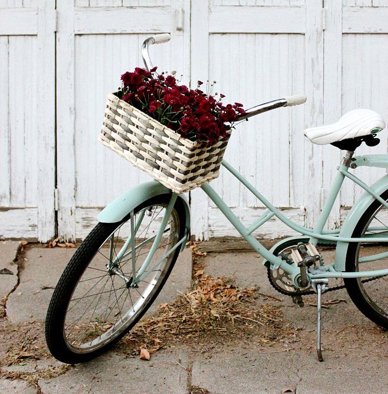 Diy Paint A Bike Paint An Old Bike Fun Fresh Colors Bicycle