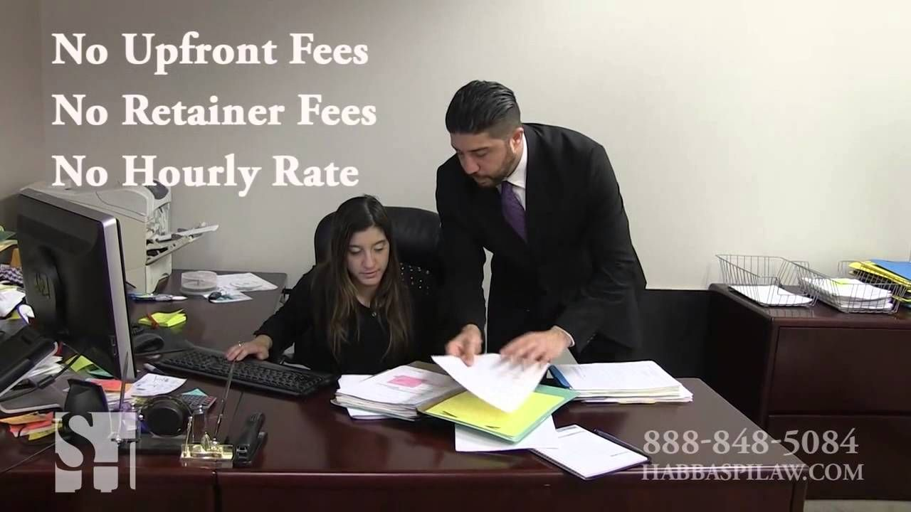 Southern California Personal Injury attorney Samer Habbas