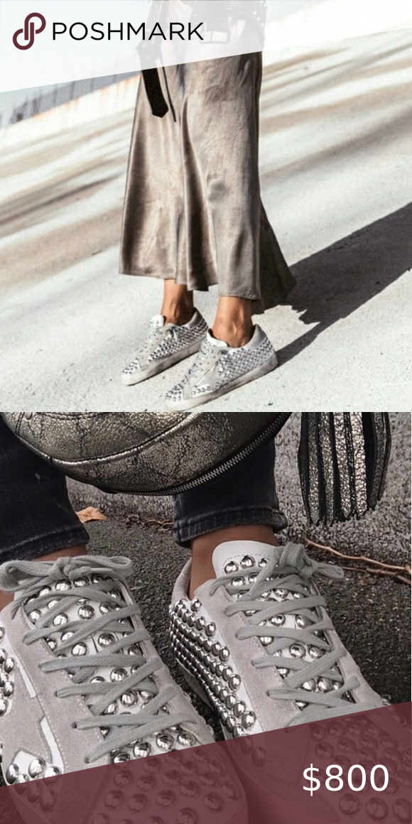 Studded Superstar Sneakers 38 in 2020