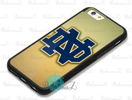 Notre Dame Fighting Irish Logo iPhone 6 Case Cover