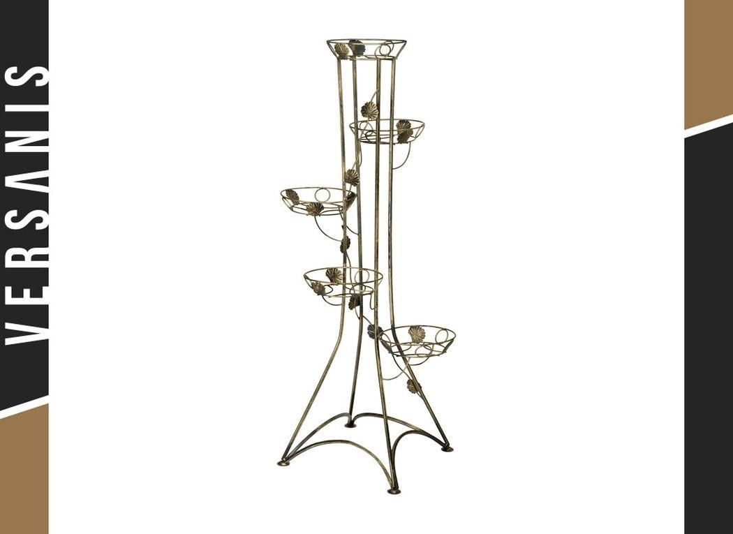 Kwietnik Metalowy Stojacy 5 Ka Wa 149 Kwietniki Kute Duze Coat Rack Decor Utility Pole