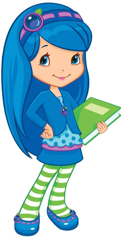 8ccc86dffd1 Meet Blueberry Muffin  she s super smart and knows something about  everything. Blueberry runs Berry Bitty City s bookstore