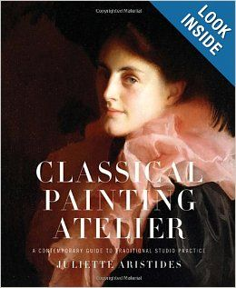 In Classical Painting Atelier, Aristides takes students step-by-step through finest works of Old Masters and today's most respected realist artists to reveal principles of creating full-color realist still lifes, portraits, figure paintings. Rich in tradition, yet practical for today's artists, Classical Painting Atelier is ideal for serious art students seeking a timeless visual education.