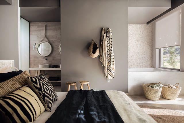 Slaapkamer Hotel Stijl : Le blog mademoiselle: boho chic concept hotel in rhodes beach