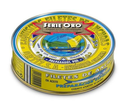 ORTIZ SERIE ORO ANCHOVIES - Google Search