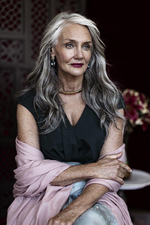 Mode + Alter sind keine Gegensätze... #maturemodel #aginggracefully