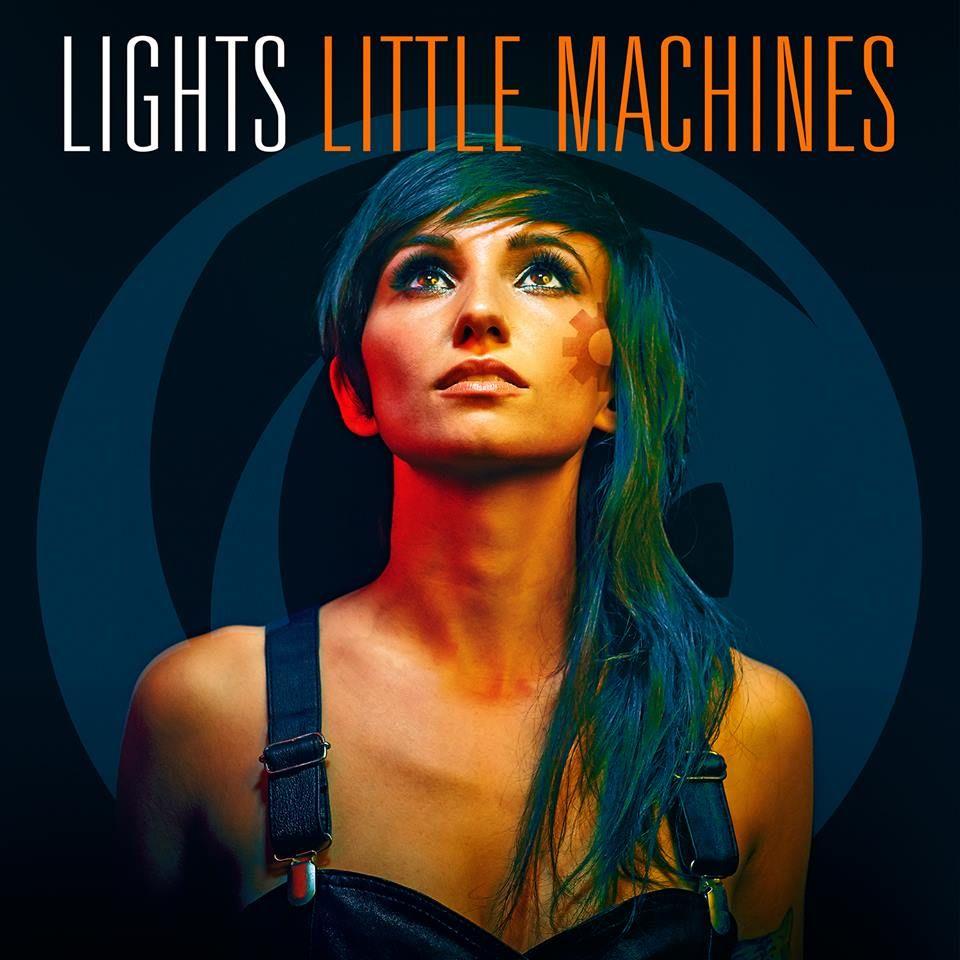 Lights Little Machines Cool Hair Lp Vinyl Pop Albums Album Of The Year