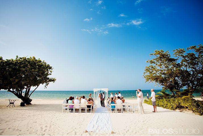Iberostar Jamaica Destination Wedding Alicia Chris Destination Wedding Jamaica Jamaica Beach Wedding Jamaica Wedding
