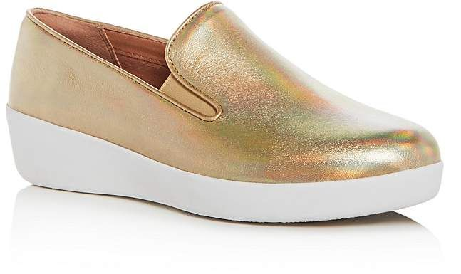 b4fb29788a7 FitFlop Women s Superskate Leather Loafers