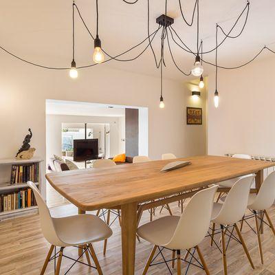 Muebles modernos para un comedor moderno Casadecoracion y diseño
