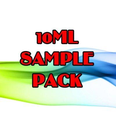 10ml-Sample Pack | TNT Vapes