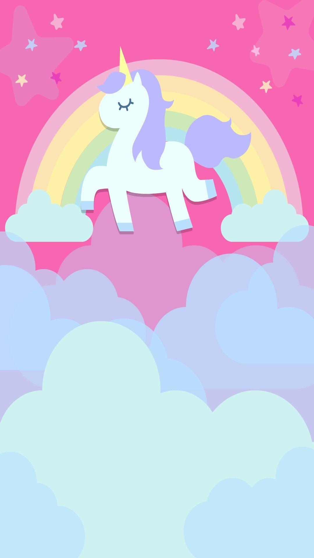 Rainbow Unicorn Wallpapers Wallpaper Cave Pertaining To Cartoon Unicorn Wallpapers In 2020 Unicorn Wallpaper Cute Unicorn Wallpaper Unicorn Backgrounds