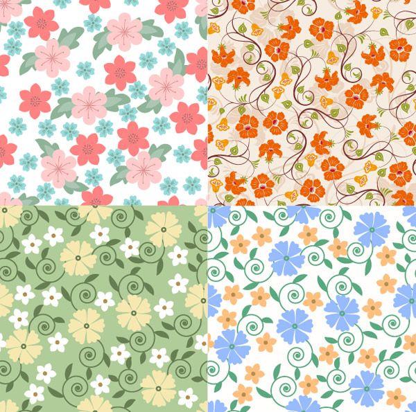 The beautiful decorative pattern background design vector