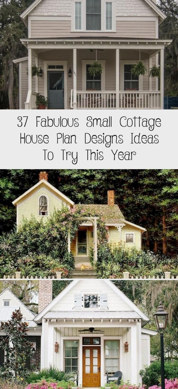 37 Fabulous Small Cottage House Plan Designs Ideas To Try This Year Smallhouseplanslshape S Small Cottage House Plans Cottage House Plans Small Cottage Homes