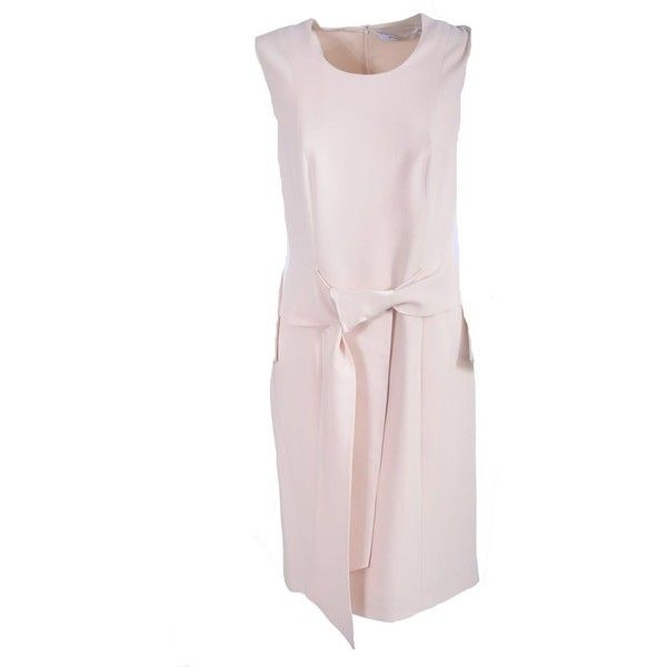 waist-tie shift dress - Pink & Purple Givenchy Footlocker Cheap Price For Nice Outlet Pick A Best Sale Fast Delivery Collections Cheap Online KYaKwE6O