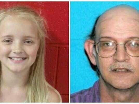 Amber alert girl missing