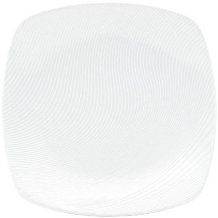 """Wow 11.75"""" Square Platter with Dune Pattern"""