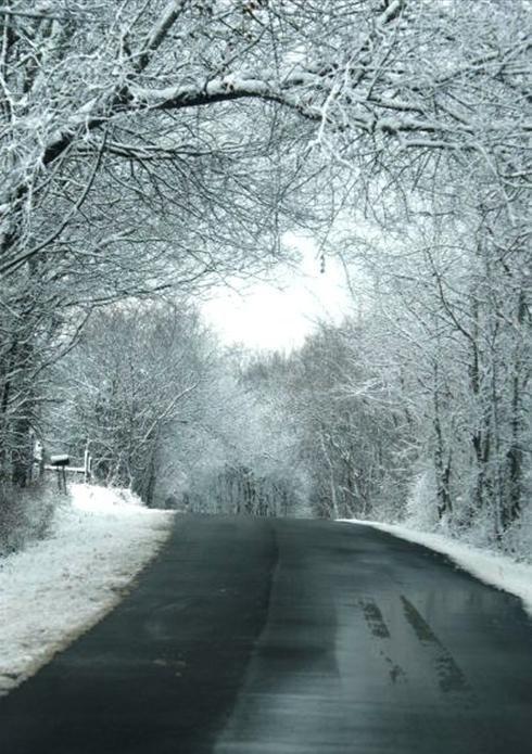 Winter in America: Clarksville, Tenn  | my childrens