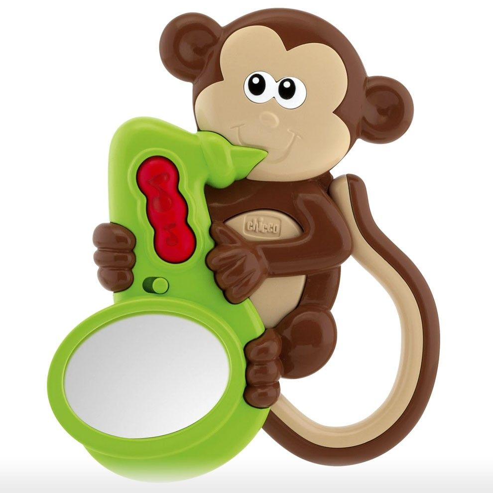 Musical Monkey Rattle For More Chicco Toys Visit Http Www