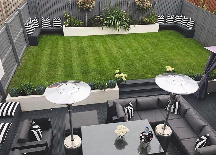 Small Garden Design 386324474288252929 No7 Buttercup On Instagram What S Happened To Summer In 2020 Patio Garden Design Home Garden Design Back Garden Design