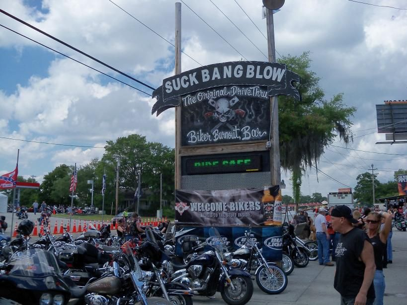 Myrtle Beach Bike Week Sc With Images