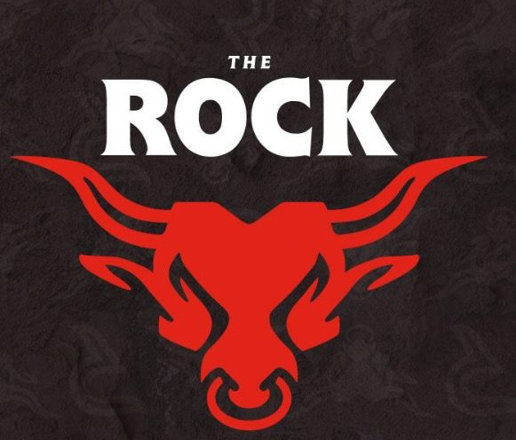 The Rock Logo 6