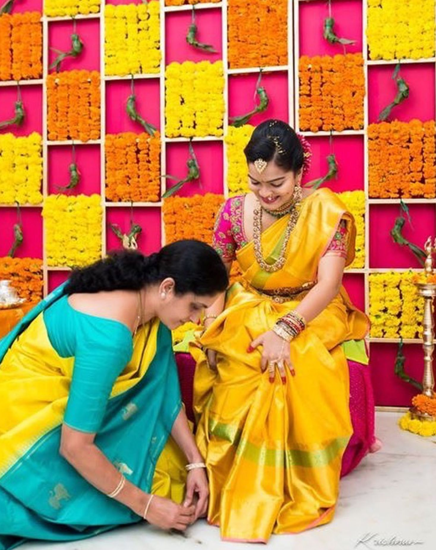 Pin by sneha shree on flower desighn pinterest saree wedding