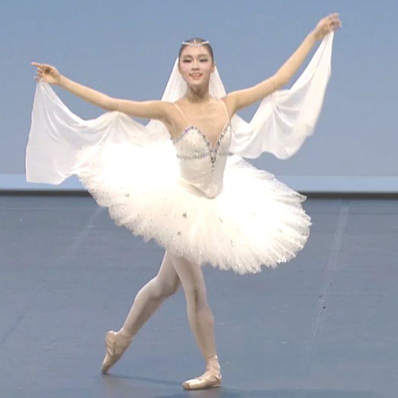 895292e0159 Aliexpress.com: Comprar Nuevo adultos swan lake ballet danza disfraces  profesional plato tutu dress