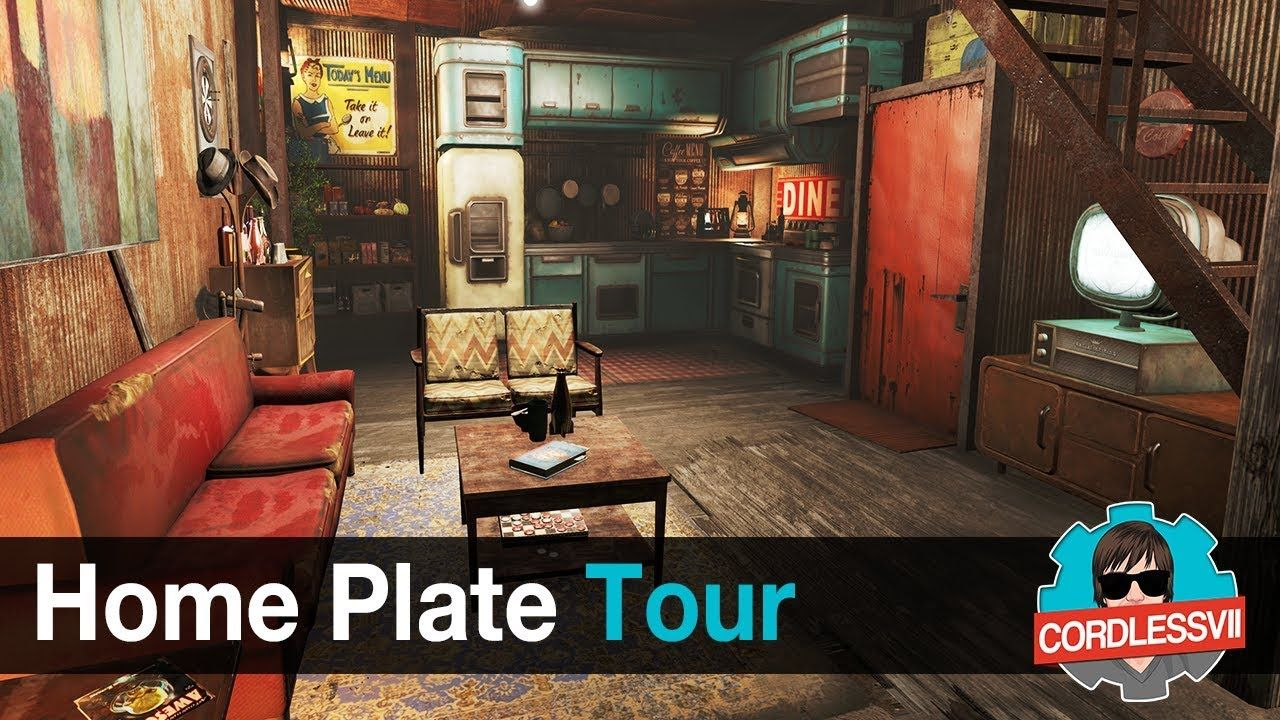 Charming Image Result For Home Plate Fallout 4 Decorating Markiplier, Fallout, Video  Games, Plate