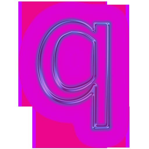Letter Q Icon 112647 » Icons Etc Letter d, Lettering