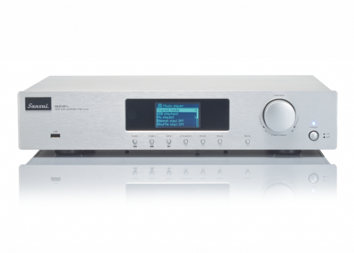 Sansui WLD201 Network Player Fidelity Sound and Vision