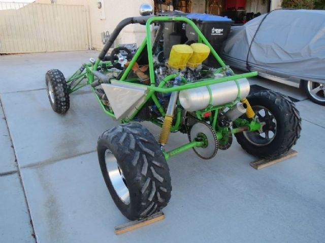 2003 yamaha fzr 1000 sand rail green for sale in north las vegas nv go karts pinterest. Black Bedroom Furniture Sets. Home Design Ideas