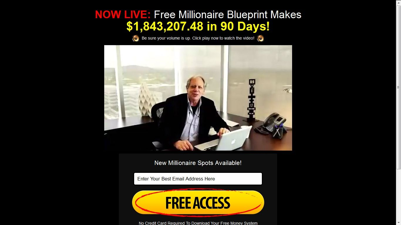 Now live free millionaire blueprint makes 184320748 in 90 now live free millionaire blueprint makes 184320748 in 90 days malvernweather Image collections