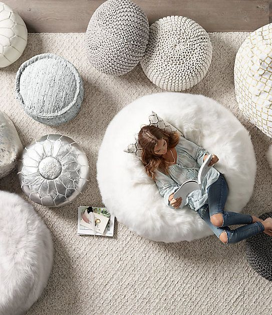 Pouf There It Is THE EXPLORER Pinterest Room Bedroom And Pillows Extraordinary Urban Foundry Pouf