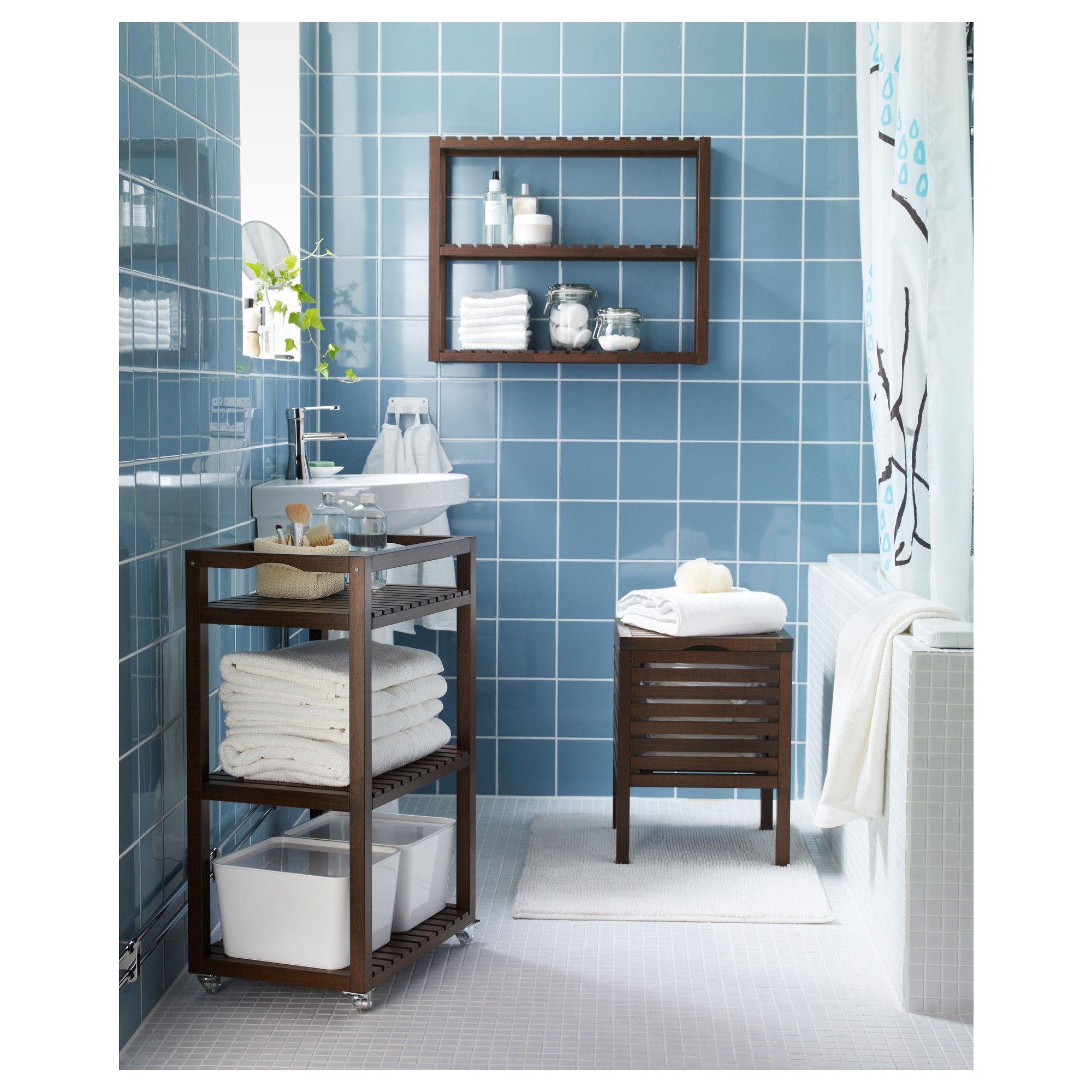 Ikea Bathroom Storage Cart | Credainatcon.com