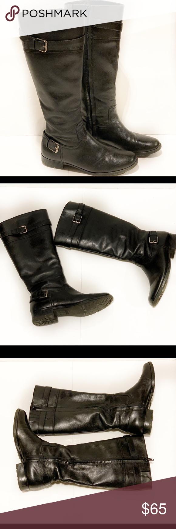 9e2809b2e7 Lauren Ralph Lauren Simone Riding Boots Size 7. Lauren Ralph Lauren ...