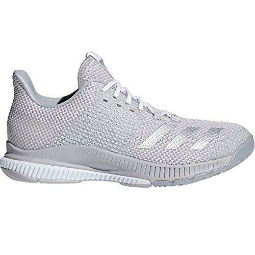 new style 66b10 642f7 adidas Womens Crazyflight Bounce 2 Volleyball Shoe, WhiteSilver  MetallicGrey, 10.5 M US BlackFriday CyberMonday KohlsSweeps deals  giveaway sale ...