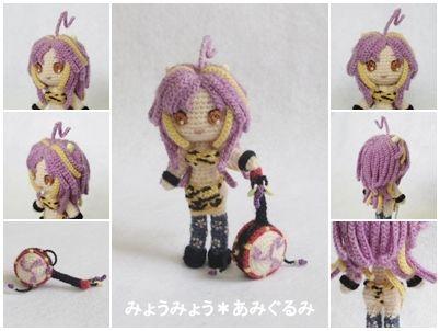 Amigurumi Doll Anime : Fabric anime eyes for amigurumi and dolls youtube Связаные