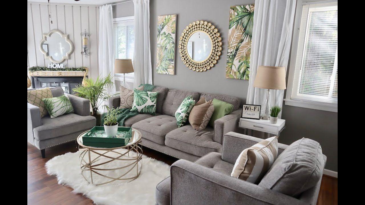 450 living room decor update 🌱🌿😱  summer