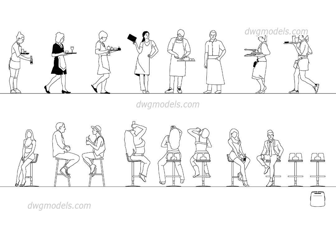 Pin on People Activity Illustration
