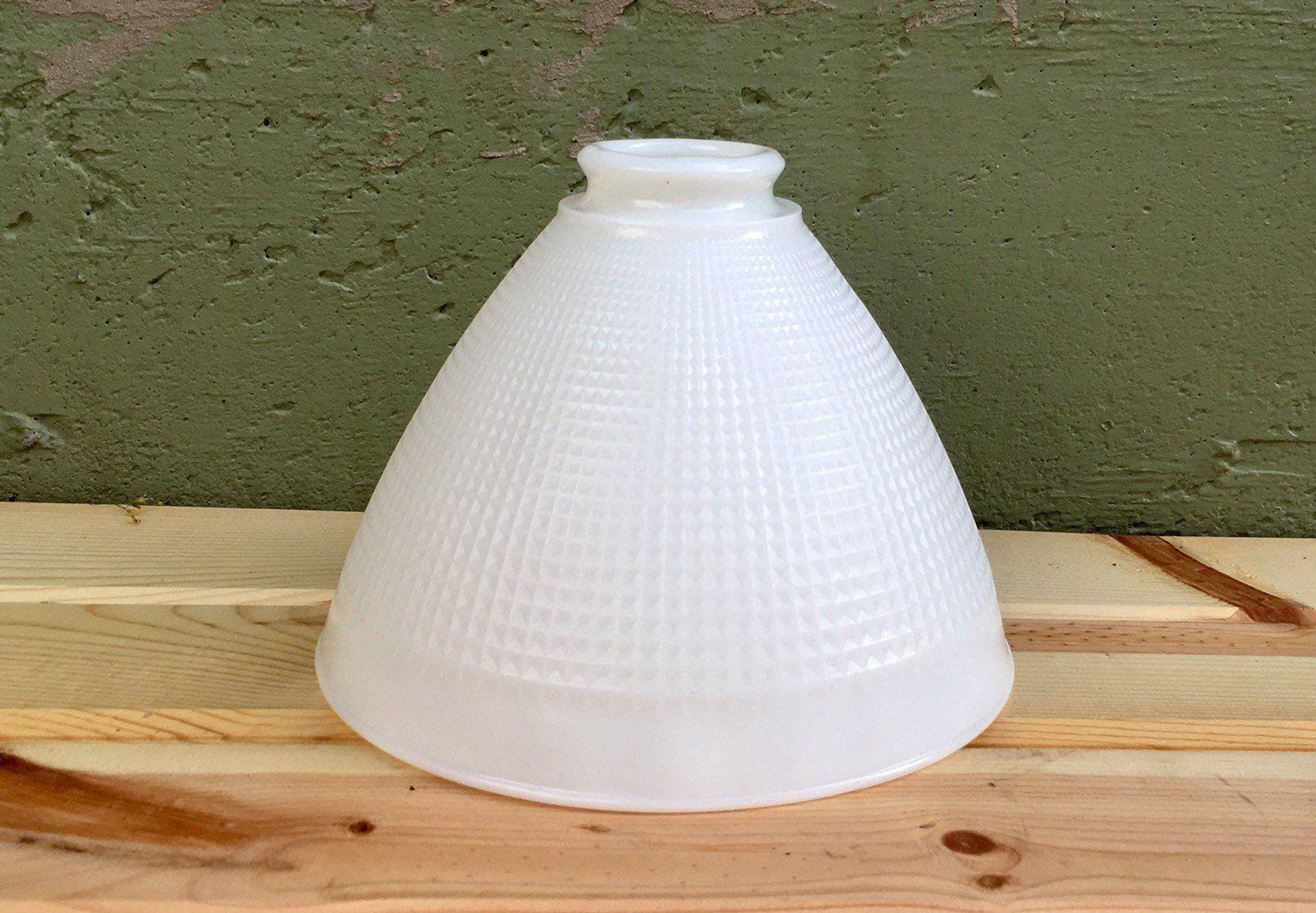 Vintage Milk Glass Mid Century Replacement Globe Retro Style Etsy Milk Glass Lamp Milk Glass Replacement Light Globes