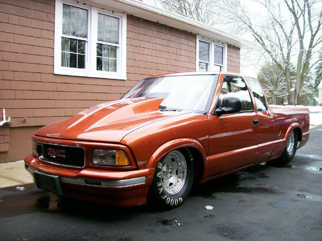 Pro Stock S10 : S sonoma drag truck nd gen chevy gmc